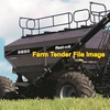 10 to 12 mt Twin Bin North American Air Seeder Cart