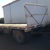 20Ft - 2 axle Dog trailer