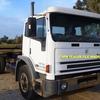 95 International Acco 1850E 25ft Tray Truck