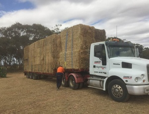 Fodder needed to help feed fire affected Livestock
