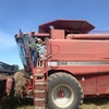 Case 2388 with 30ft 1010 Front