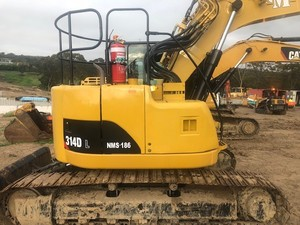 CAT 314 DLCR 2010 Model 8000 Hrs Mud and GP Bucket