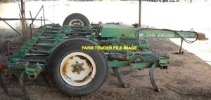 WANTED John Shearer 170 Scarifier Springs