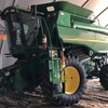 JD 9860 with 2 fronts
