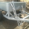 R K Macey Feed out Cart as new