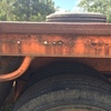 22ft Tray pig Trailer