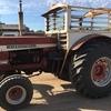 International 756 Tractor