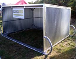 Paton Mobile Shelter For Calves Goats Or Sheep
