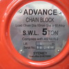 Chain Block 5ton 3mtr Drop