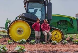 Wattle Organic Farms kicking goals in Victoria's Mallee Region