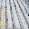 45 X Concrete Beams average approximately 3mtrs each