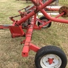 Under Auction (A129) - Tonutti RTP 10 Rake - 2% + GST Buyers Premium On All Lots