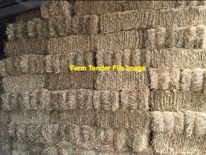 Straw - Per bale - In Bale Baron Packs 21