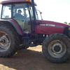 Case MXM 120 Tractor