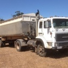 1986 T-line 2670 Single Drive Prime Mover and Bogie Tipper