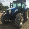New Holland tractor TS110A  4wd A/C Cab Good condition Model 2001