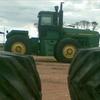 John Deere 8760 Articulated Tractor