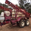 Croplands Stallion Tandem axle Boom Spray
