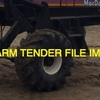 16 Inch Rims & Tyres to Suit 9000 Series MacDon Windrower