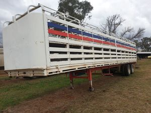 McGrath 2x1 stock crate