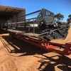 R62 Gleaner Header with Agco 5200 30ft Draper Front