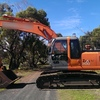 HITACHI ZAXIS 200 20mt Excavator For Sale