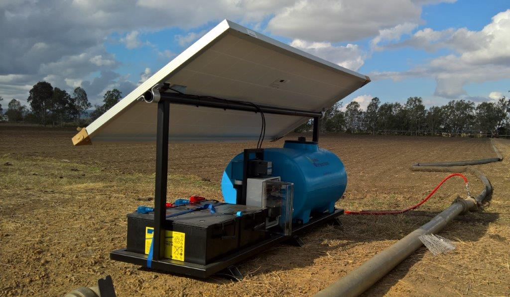Solar Powered Fertigation System Machinery Amp Equipment