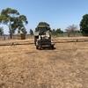 Hardi Boomspray 10.8m/600L on Trailer
