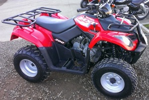Kymco ATV For Sale 300cc