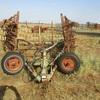 42ft  Folding Harrows, 15 Leaf, Hydraulic lift