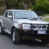 Nissan Navara 4X4 Ute - located Bendigo