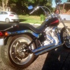 2006 HARLEY DAVIDSON SOFTAIL MOTOR BIKE FOR SALE