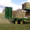 Ashmore Engineering Large Square Feed out Wagon