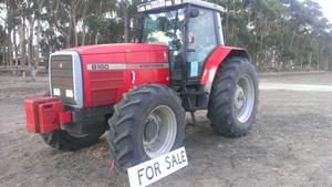 Massey Ferguson 8160 Tractor