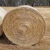 Rye/clover hay