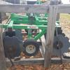 Under Auction- ATV Compact Disc . 4 ft .  3 available -2% Buyers Premium on All Lots