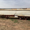 Semi Trailer 36' x 6' Damaged