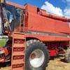 Under Auction - Case IH 1688 HEADER and Front - 2% + GST Buyers Premium On All Lots
