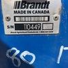 Brandt 13-90  XL Auger x 2