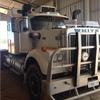White RoadBoss Prime Mover