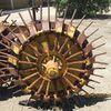 Stick Rake 6 Wheel