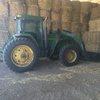1997 JOHN DEERE 8100