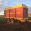 Schuitemaker Rapide 130 Bale Loader Wagon