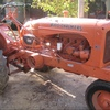 1948 Model WC Allis Chalmers Tractor For Sale