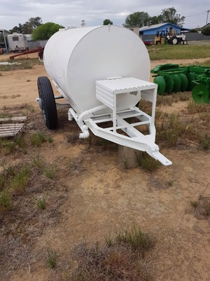2500L Water Cartage Tank