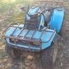 YAMAHA 350 4 WHEELER ATV