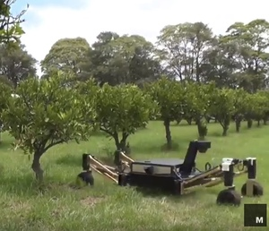 Robotic can change the face of Ag - Watch video