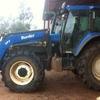 New Holland TM135 135hp FWA Tractor For Sale