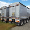 Rhino Steel TOA Trailers 2016  x 2 Matching set  With Dolly  Ideal for Almonds and Cotton Seed