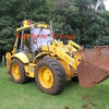 WANTED - Backhoe with 4-in-1 Bucket